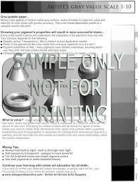 gray scale palette gray scale value finders art apprentice