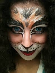 Fox Face Makeup Halloween by Fox Animal Inspired Makeup