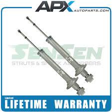 lexus is 250 warranty buy sensen rear pair shocks struts for 06 13 lexus is250 lifetime