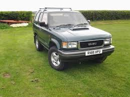 isuzu trooper 3 1 diesel turbo great condition well looked after