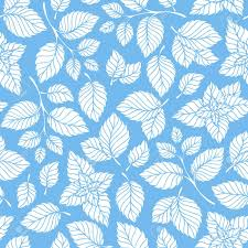 mint wrapping paper mint leaf pattern peppermint leaves sketch vector background