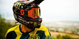motocross goggles tinted prospect goggle scott