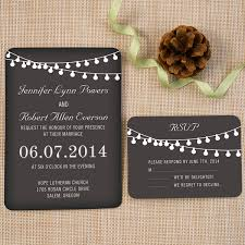 Inexpensive Wedding Invitations Fancy Shapes Part 2