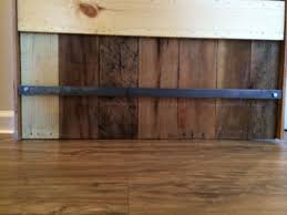 How To Make Sliding Barn Door by Pallet Sliding Barn Doors 5 Steps