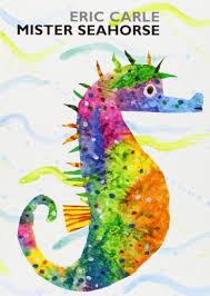 mister seahorse board book world of eric carle eric carle