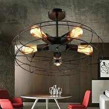 aliexpress com buy american country rh fans ceiling lights
