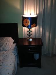 Lamp For Nightstand Lamp Size For Nightstand