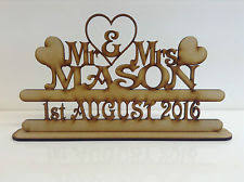 mr and mrs wedding signs mr and mrs sign ebay