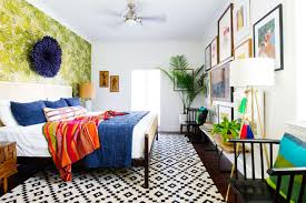 colorful interiors that will cheer up any home