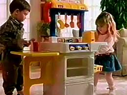 Fisher Price Servin Surprises Kitchen Table by Fisher Price Kitchen Set Tv Commercial Hd Youtube