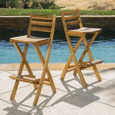 wood bar stools bars and also garden folding stool set trends