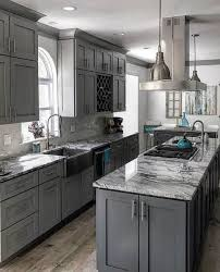 colored cabinets for kitchen 20 fabulous kitchens featuring grey kitchen cabinets the
