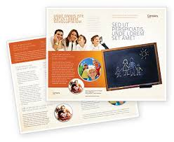 brochure design templates for education and school brochure template design and layout now