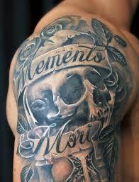 Memento Mori - 60 memento mori tattoo designs for men manly ink ideas