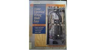 home electrical wiring made easy by robert w wood