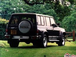 nissan patrol 1989 nissan patrol related images start 300 weili automotive network