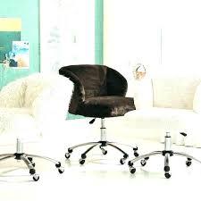 faux fur desk chair fur desk chair acidapple info
