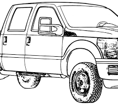 free printable trucks coloring pages 34 gallery coloring ideas