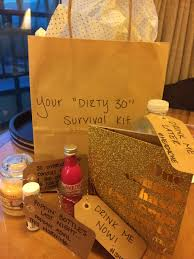 30th Birthday Gift Ideas For Him Funny