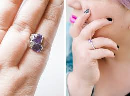 reset wedding ring got a family reset it with gemvara a practical wedding a