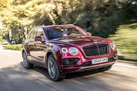 chrome bentley bentley bentayga diesel 2017 review by car magazine