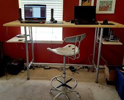 building my industrial pipe standing desk u2013 chris perez