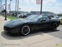 1998 corvette convertible for sale 1998 chevrolet corvette convertible in black 130101