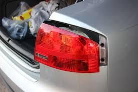 audi brake light audi a4 brake light replacement nick s car