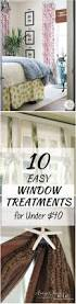 best 25 easy window treatments ideas on pinterest window