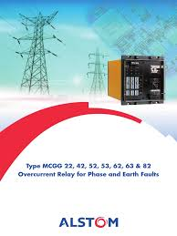 mcgg82 manual relay high voltage