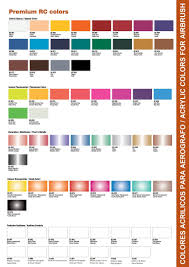 candy transparent colours acrylic paints for airbrush vallejo