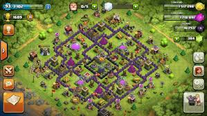 clash of clans farming guide th9 farming base with four mortars in clash of clans gamatrix
