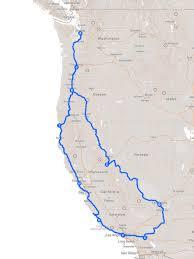West Seattle Map by Drivin U0027 West A Road Trip To Los Angeles Via Las Vegas U2014 Matthew