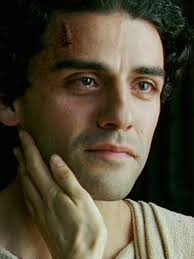 the ghost emoji is perfect gq oscar isaac as orestes in