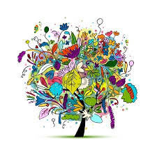 tree of images stock pictures royalty free tree of