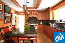 Reno Depot Kitchen Cabinets Custom Discount Kitchen Cabinets In Nj Direct Depot