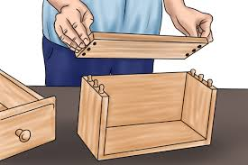 Woodworking Joints For Drawers by What Are Wooden Dowels Used For
