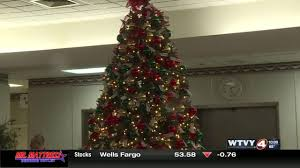 opp mizell memorial hospital holds its annual tree lighting