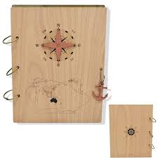 photo album for 5x7 pictures giftgarden photo album 5x7 wood cover pictures albums nautical