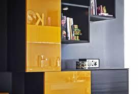 cuisine noir et jaune la cuisine décorée en jaune et noir 15 exemples