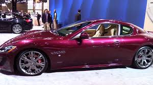 maserati granturismo interior 2017 2017 maserati granturismo limited sport luxury features exterior