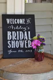 bridal shower signs wedding shower signs