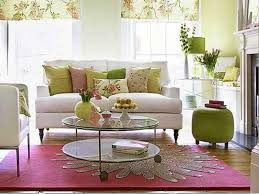 Sofa Pillows Ideas by Decorations Playful Living Room With Smart Summer Decorating