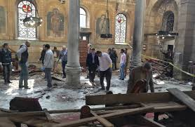 home theater egypt bomb at egypt u0027s main coptic christian cathedral compound kills