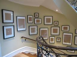 how to hang a gallery photo wall staircases gallery wall and