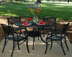 Aluminum Dining Room Chairs Newport By Hanamint Luxury Cast Aluminum Patio Furniture 48