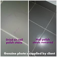 how to remove nail polish off porcelain tiles alpine carpet