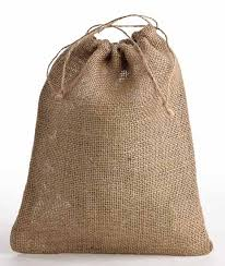 burlap drawstring bags burlap drawstring bag bags basic craft supplies
