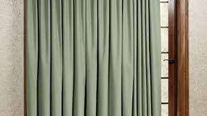 Patio Door Curtain Panel Rhf Thermal Insulated Blackout Patio Door Curtain Panel Sliding