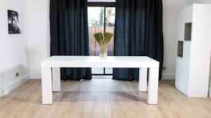 2 Seater Dining Tables Modern White Oak Dining Table 6 8 Seater Uk Delivery
